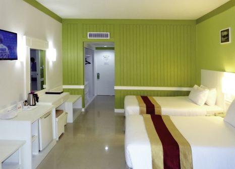 Hotelzimmer mit Minigolf im Patong Resort