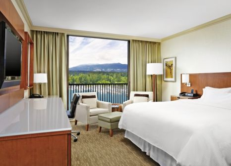Hotelzimmer mit Fitness im The Westin Bayshore, Vancouver