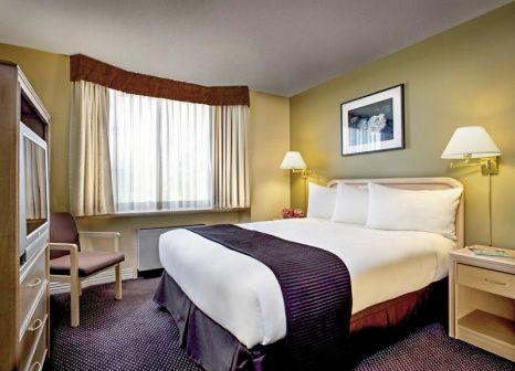 Hotelzimmer mit Animationsprogramm im Coast Vancouver Airport Hotel