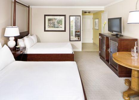 Hotelzimmer mit Volleyball im Meliá Nassau Beach