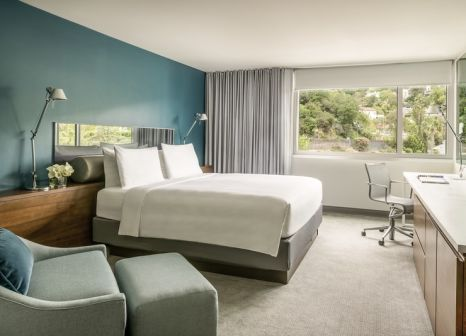 Hotelzimmer mit Clubs im Andaz West Hollywood