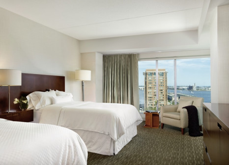 Hotelzimmer mit Fitness im The Westin Boston Waterfront