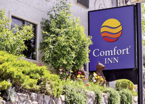Hotel Comfort Inn Yosemite Area günstig bei weg.de buchen - Bild von DERTOUR