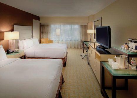 Hotelzimmer mit Golf im Hilton Los Angeles Airport