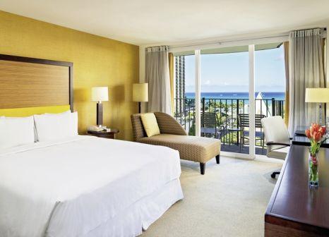 Hotelzimmer mit Animationsprogramm im Hilton Waikiki Beach