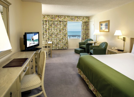 Hotelzimmer mit Golf im Sandcastle Resort at Lido Beach