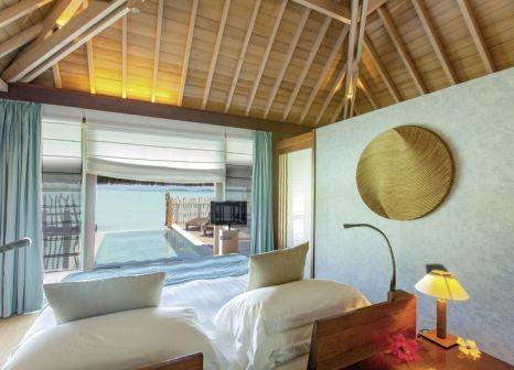 Hotelzimmer mit Volleyball im Intercontinental Bora Bora Resort & Thalasso Spa