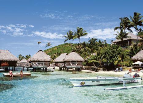 Hotel Maitai Polynesia in Französisch Polynesien - Bild von DERTOUR