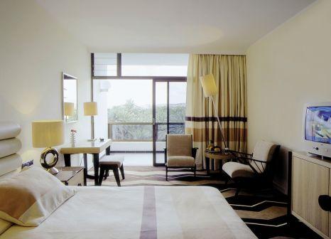 Hotelzimmer mit Mountainbike im Seaside Palm Beach