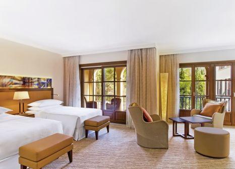 Hotelzimmer mit Mountainbike im Sheraton Mallorca Arabella Golf Hotel