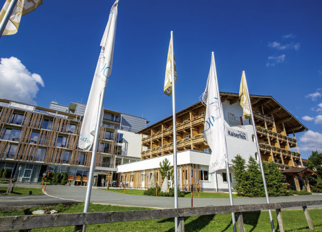 Lti Alpenhotel Kaiserfels 42 Bewertungen - Bild von DERTOUR