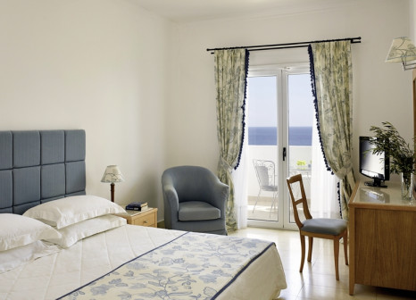 Hotelzimmer mit Mountainbike im Norida Beach Hotel
