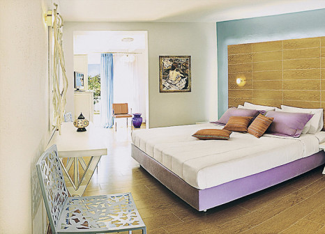 Hotelzimmer mit Fitness im Antigoni Beach Resort