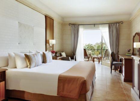 Hotelzimmer mit Mountainbike im Kempinski Hotel San Lawrenz Gozo