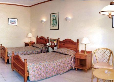 Hotelzimmer mit Fitness im Cornucopia Hotel