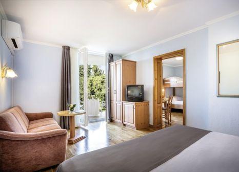 Hotelzimmer mit Minigolf im Hotel Katarina