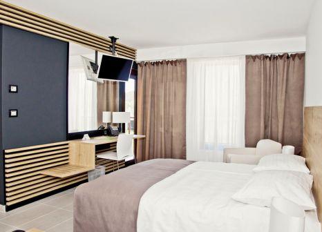 Hotelzimmer mit Minigolf im Veli Mel Hotel