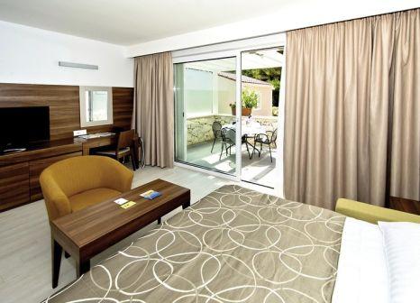 Hotelzimmer mit Mountainbike im Zaton Holiday Resort