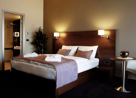 Hotelzimmer mit Golf im Bohinj ECO Hotel