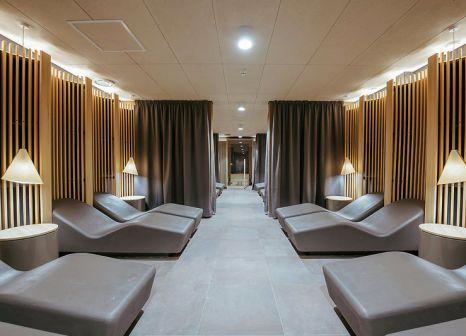 Hotelzimmer mit Volleyball im Hotel Ajda