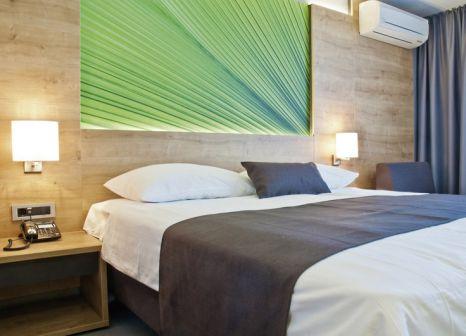 Hotelzimmer mit Tennis im Veli Mel Hotel