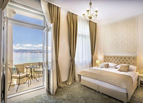 Hotelzimmer mit Yoga im Remisens Premium Grand Hotel Palace