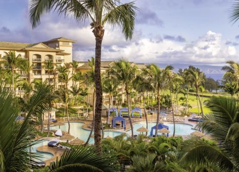 Hotel The Ritz-Carlton Kapalua in Hawaii - Bild von DERTOUR