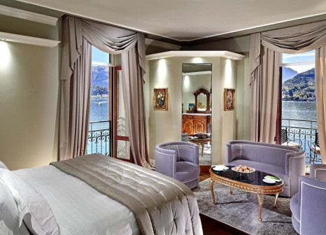 Hotelzimmer mit Fitness im Grand Hotel Tremezzo