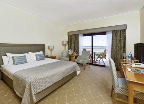 Hotelzimmer mit Mountainbike im Hotel Quinta do Lago