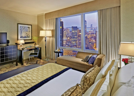 Hotelzimmer mit Yoga im Mandarin Oriental New York