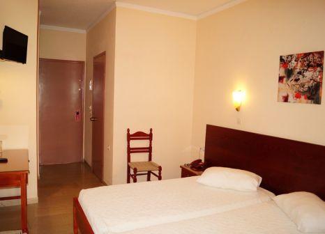 Hotelzimmer mit Tennis im Brati & Arkoudi
