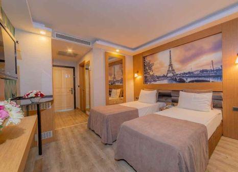 Hotelzimmer mit Tischtennis im Sealife Family Resort Hotel
