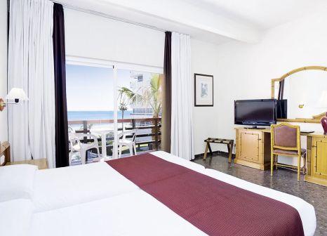 Hotelzimmer mit Mountainbike im Hotel MS Tropicana