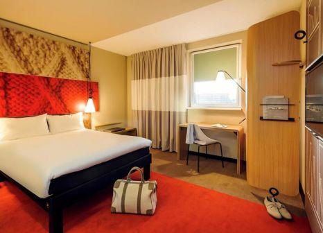 Hotelzimmer mit Restaurant im ibis Hamburg City Hotel