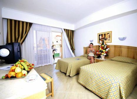 Hotelzimmer mit Volleyball im Aqua Blu Resort