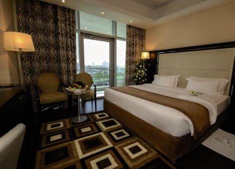 Hotelzimmer mit Fitness im Copthorne Hotel Dubai