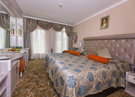 Hotelzimmer mit Volleyball im Orange County Resort Hotel Kemer