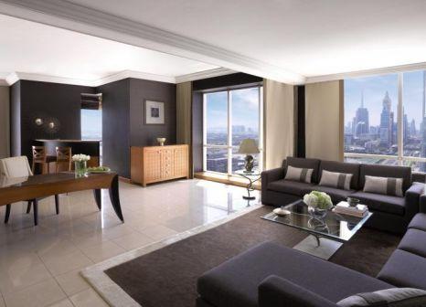 Hotelzimmer mit Aerobic im Fairmont Dubai