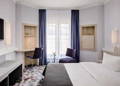 Hotelzimmer mit Animationsprogramm im InterCityHotel Rostock