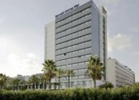 Hotel Occidental Atenea Mar in Barcelona & Umgebung - Bild von BigXtra Touristik
