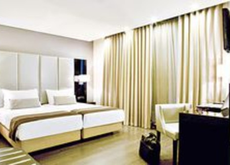 Hotelzimmer mit Hallenbad im Turim Av Liberdade Hotel