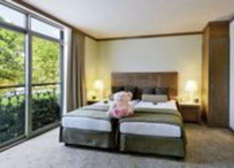 Hotelzimmer mit Volleyball im Gloria Verde Resort