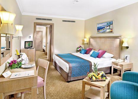 Hotelzimmer mit Mountainbike im Crystal De Luxe Resort & Spa