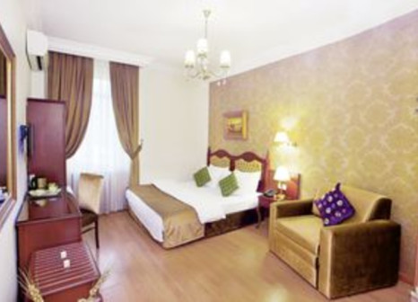 Hotelzimmer mit Clubs im Ipek Palas