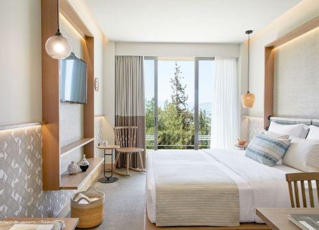 Hotelzimmer mit Yoga im Wyndham Grand Crete Mirabello Bay