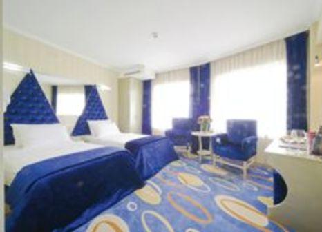 Hotelzimmer mit Hallenbad im Ilkbal Deluxe Hotel