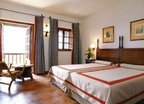 Hotelzimmer mit Golf im Parador de Tortosa