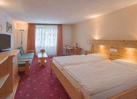 Hotelzimmer mit Tischtennis im Club-Hotel