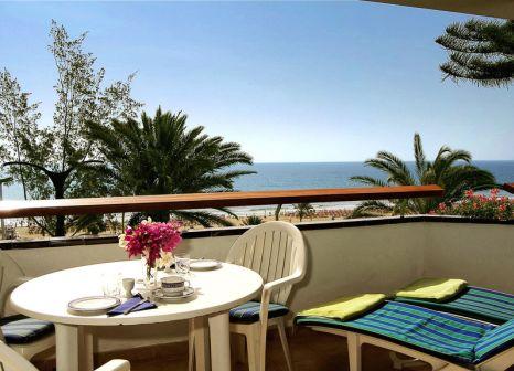 Hotelzimmer mit Golf im Apartamentos Nogalera