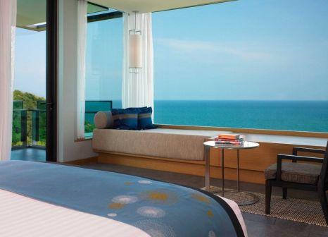 Hotelzimmer mit Volleyball im Rayong Marriott Resort & Spa